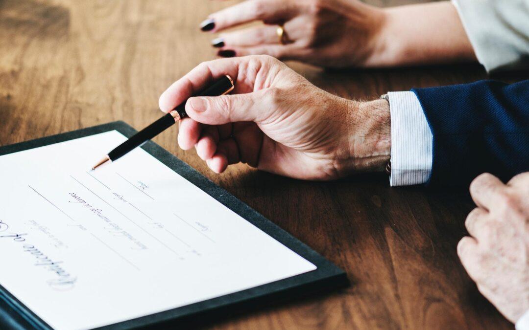 Changer de type de divorce: comment faire?