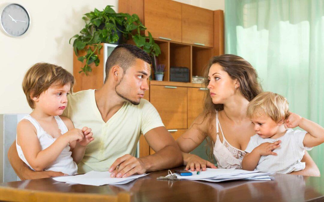 La répartition des frais exceptionnels concernant les enfants après le divorce